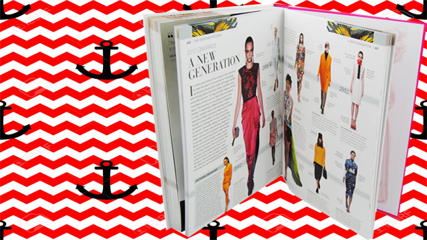 Read fashion and fiction!