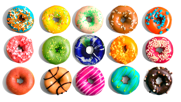 Donuts From Around the World