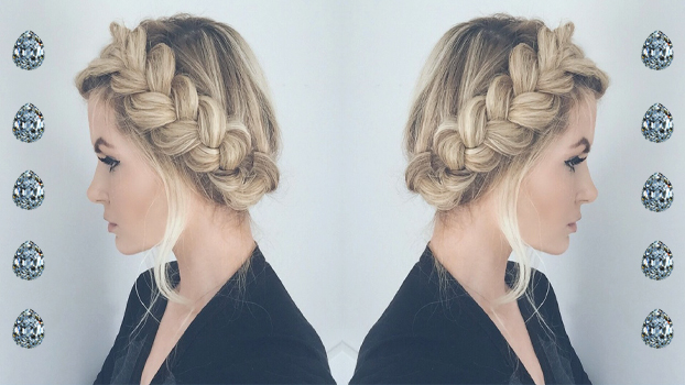 Beat the heat with the chicest braid this summer