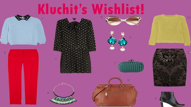 Kluchit's Wishlist!