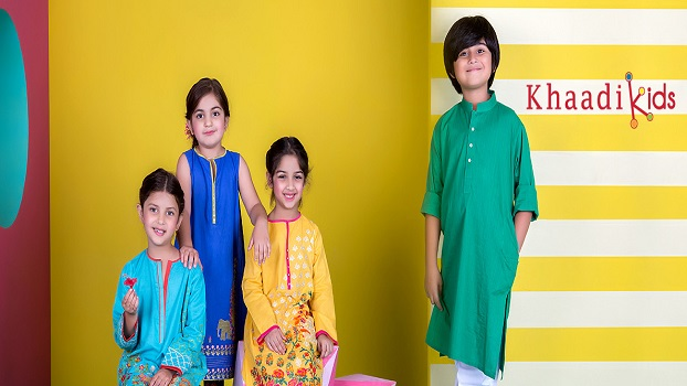 Gear up to dress your kids up in Khaadi!!