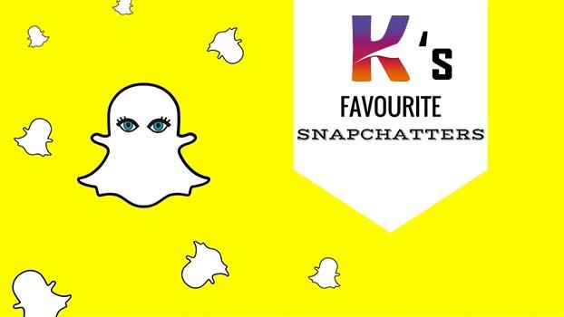 Kluchit's favorite Snapchatters!