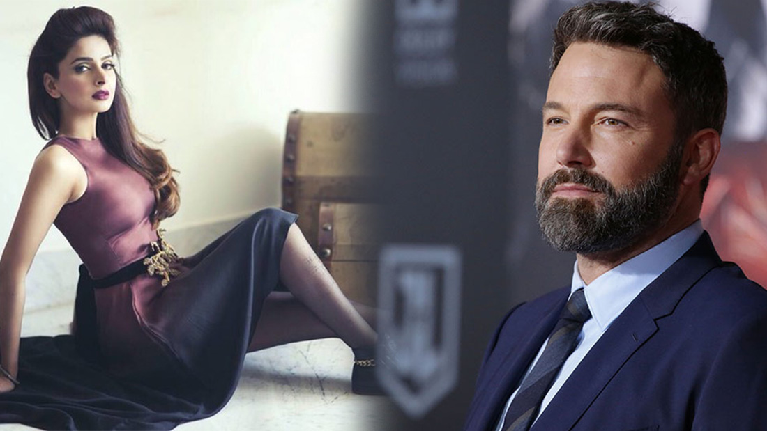 Saba Qamar rumored to star with Ben Affleck in a Hollywood film