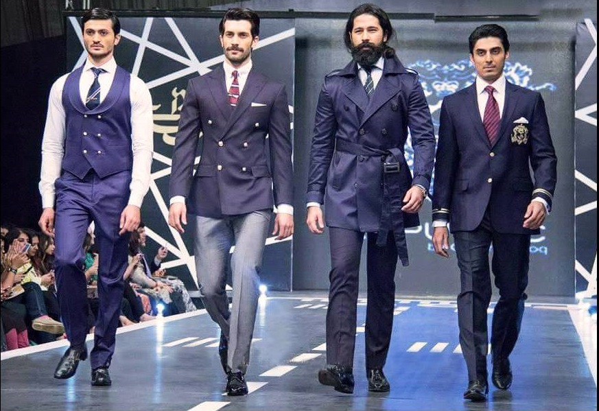 Republic by Omar Farooq- PIA Style show