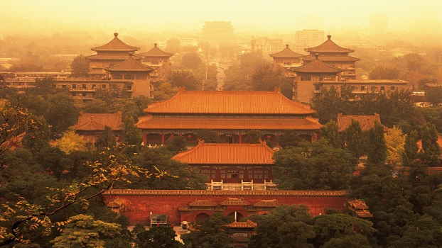The Forbidden City – Beijing