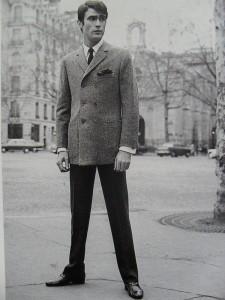 Early 60s Fashion Men