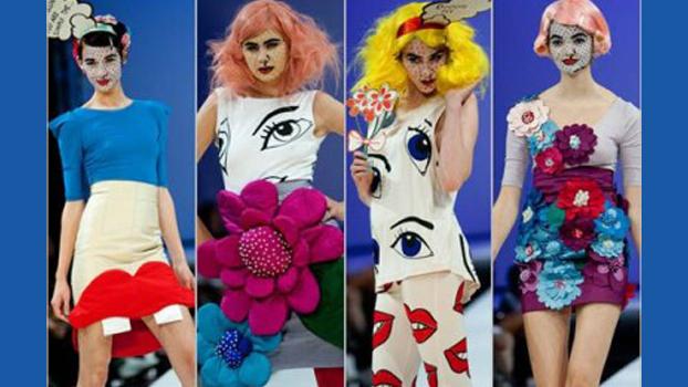 Fashion inspiration: POP ART
