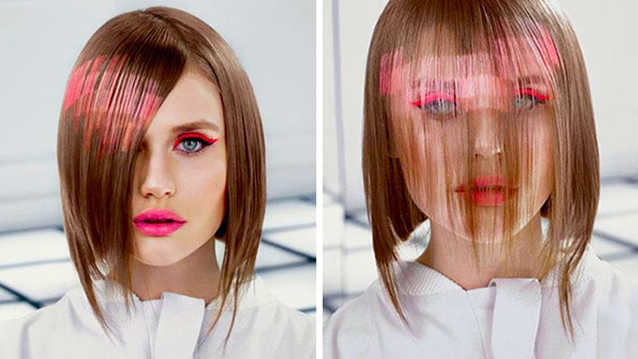 Crazy new trend: Hair pixelation