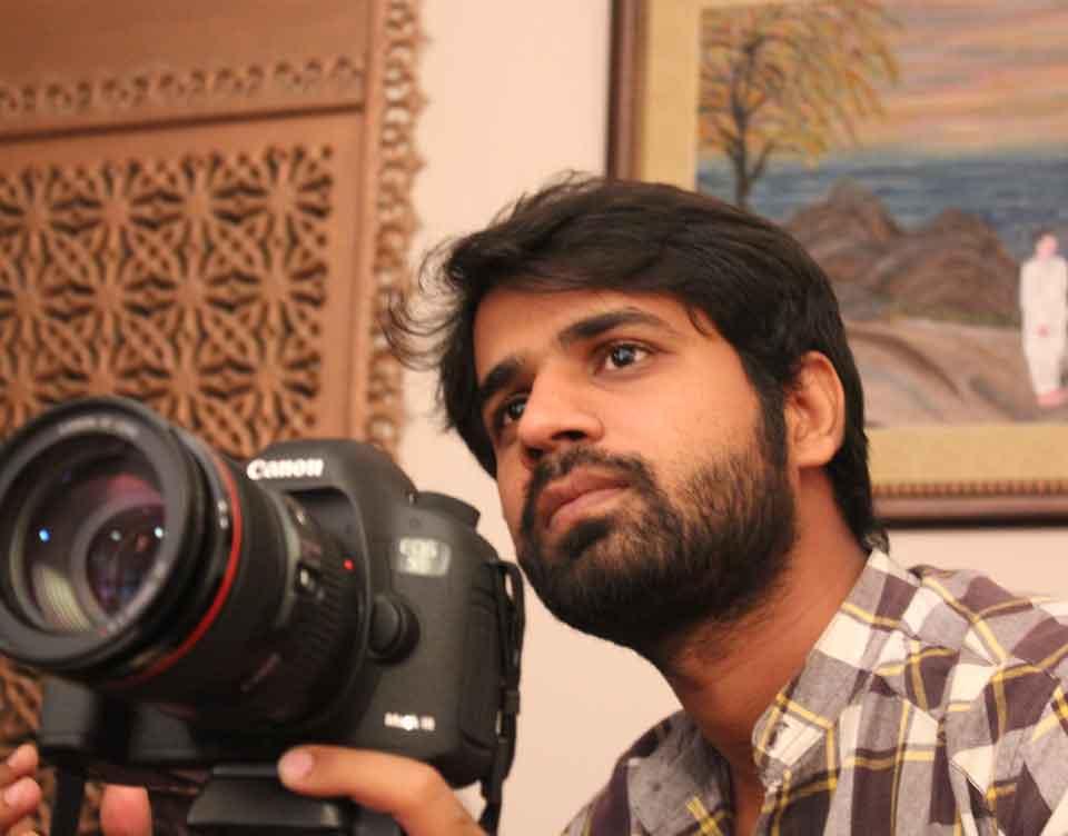 The person behind the camera – Adnan Kandhar