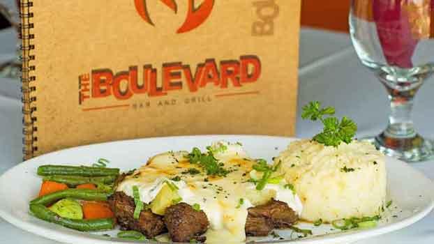 Hawaiian Beef Steak @ The Boulevard