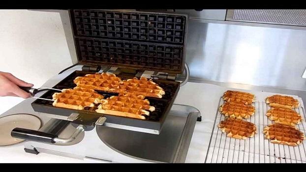 Kluchit Waffle