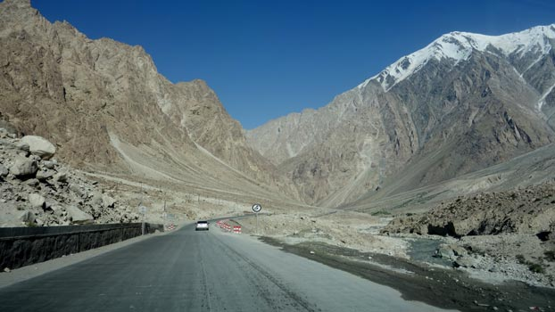 Karakoram Highway: An Engineering Marvel