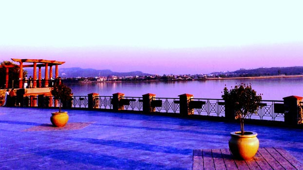 Islamabad Lake View Park