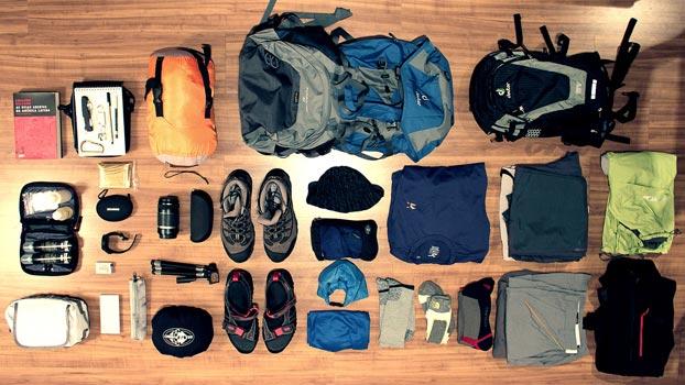 List of Gears for Trekking