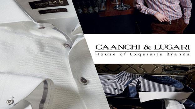 Looking for menswear? -Caanchi & Lugari.