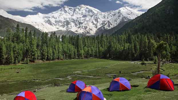 Fairy Meadows; the amazing blend of beauty and adventure