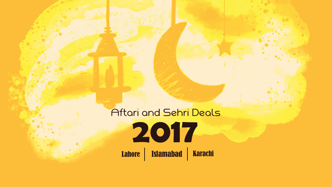Ramadan Iftar and Sehri Deals