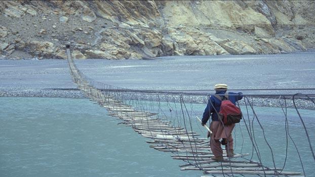 Top Five Hanging Suspension Bridges of Pakistan