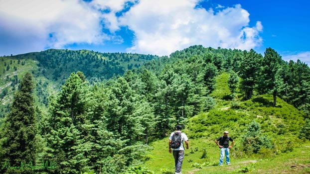 The Top Five Hiking Trails in Pakistan.