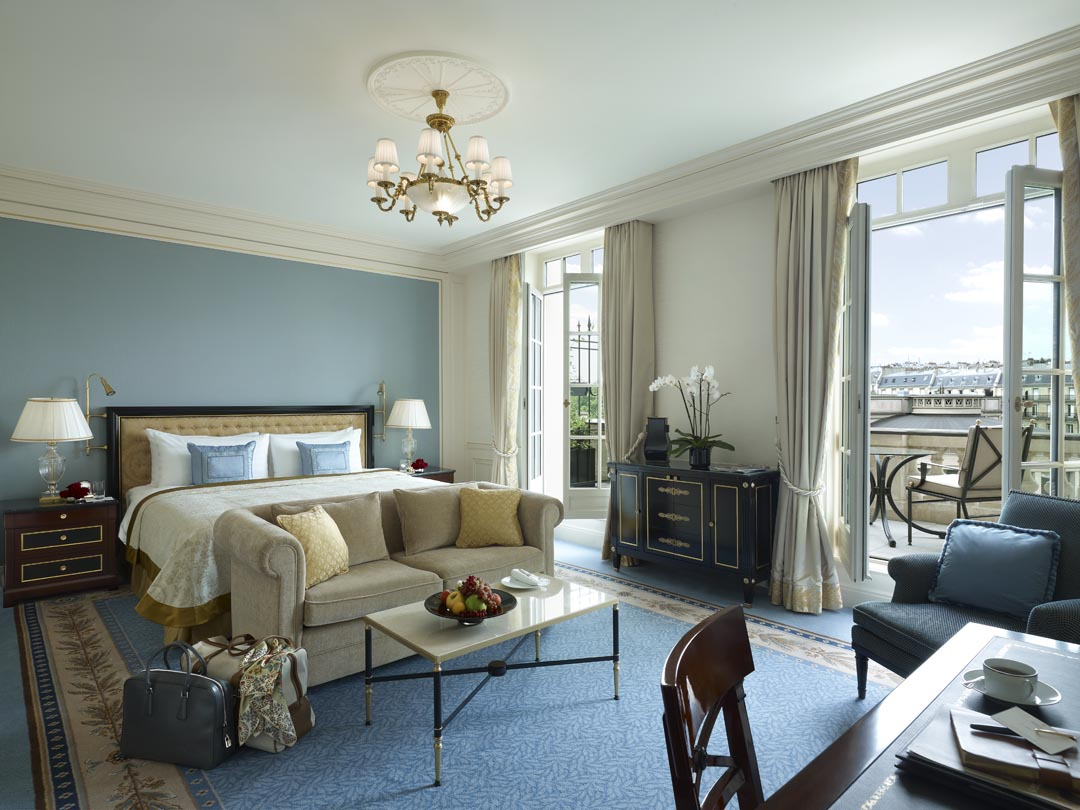The Top 5 hotels in Paris