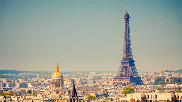 Paris – The city of love