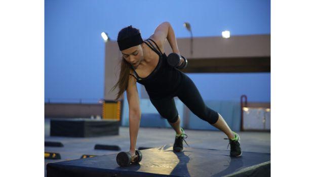Nusrat Hidayatullah – Fitness Trainer