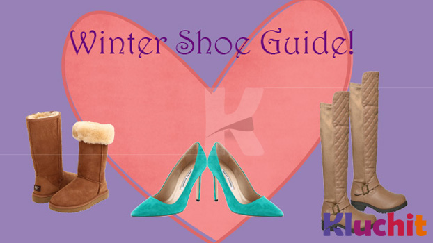 Winter shoe guide!
