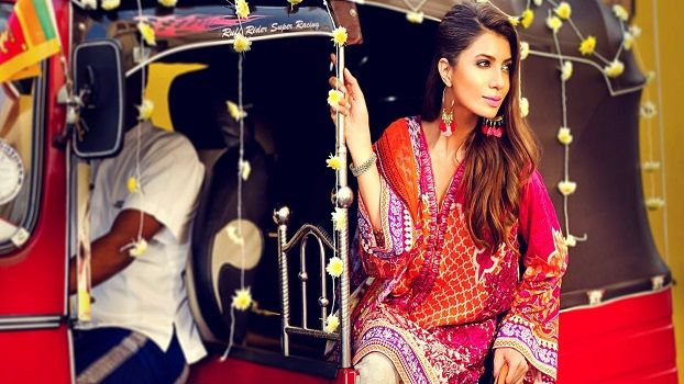 Rabia Butt – Our style diva for this month