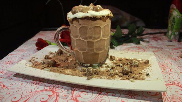 Chocolate Bomb Shake…!!!
