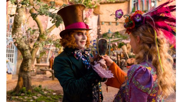 Alice Through The Looking Glass Movie Official Trailer Released!