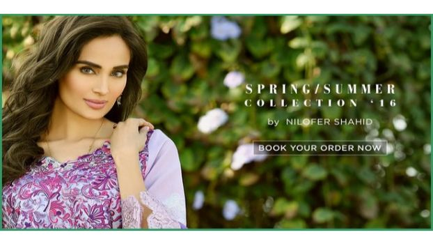 Nilofer Shahid and House of Ittehad Spring/Summer Lawn Collection Unveiled