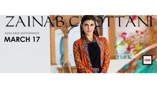 Zainab Chottani unveils Spring/Summer Collection '16