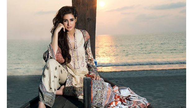 Shehla Chatoor Lawn 2016 Ft. Nargis Fakhri Launched!!