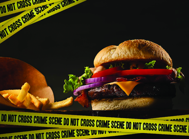 The worst burger joints in Lahore!