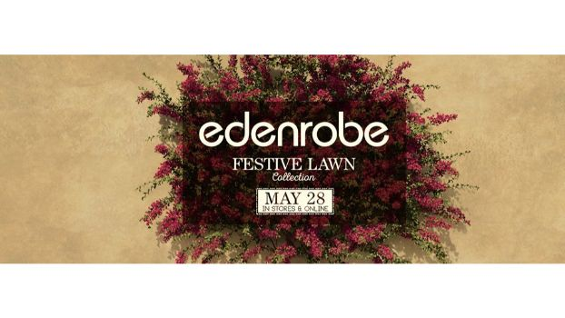 Edenrobe to unveil their Lawn Volume 2 on the 28th of May