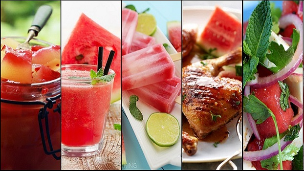 5 Things to Do With Watermelons This Summer!!