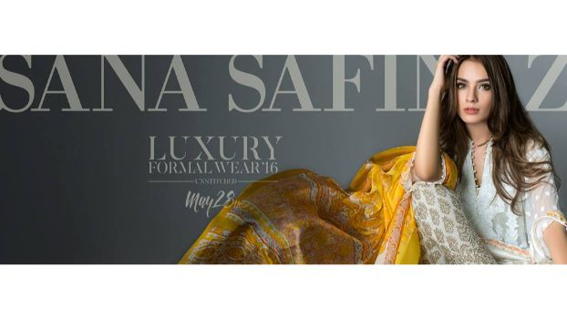 Sana Safinaz to launch their Luxury Formal Wear Collection for 2016