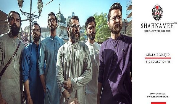 Shahnameh – Eid-ul-Fitr Collection!!