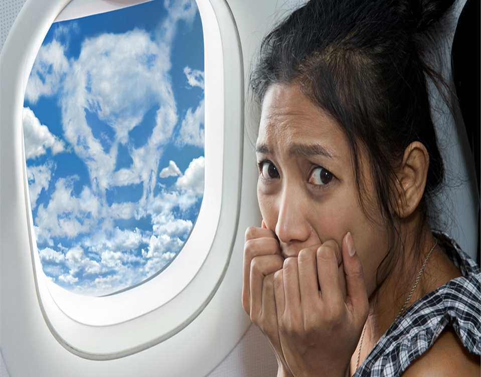 Overcoming the Fear of Travelling on Airplanes