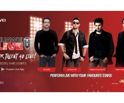 Huawei Live Finale – The future of Pakistani music is crowned