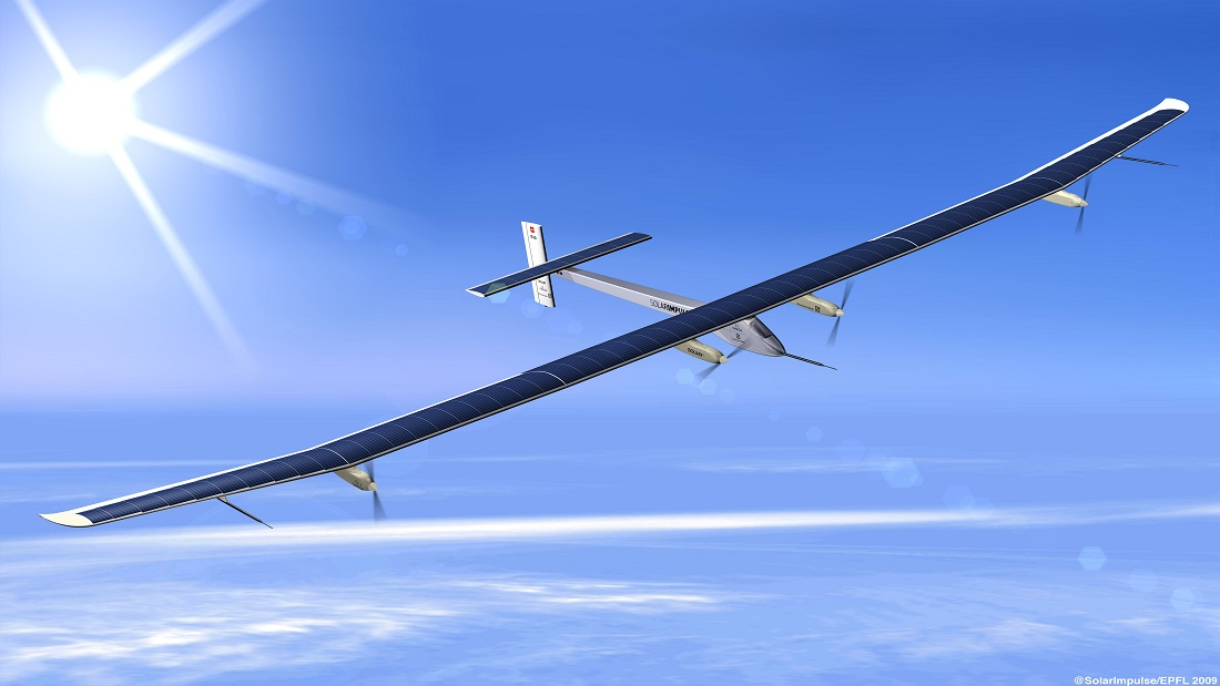 Could solar powered planes be the future for air travel?