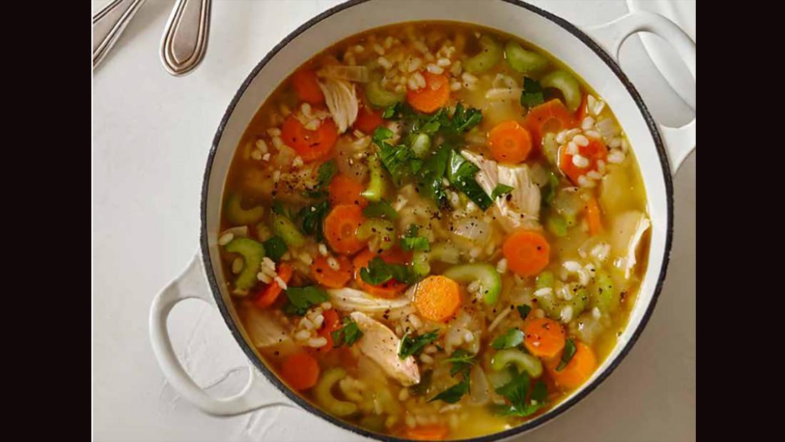 Zero Calorie/Fat Free Soup!