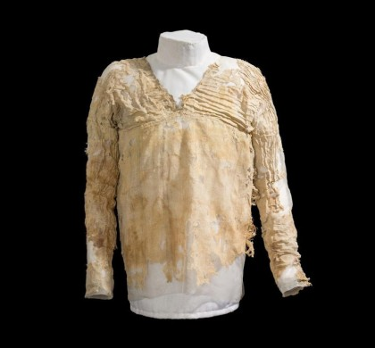 Tarkhan: World's Oldest Dress