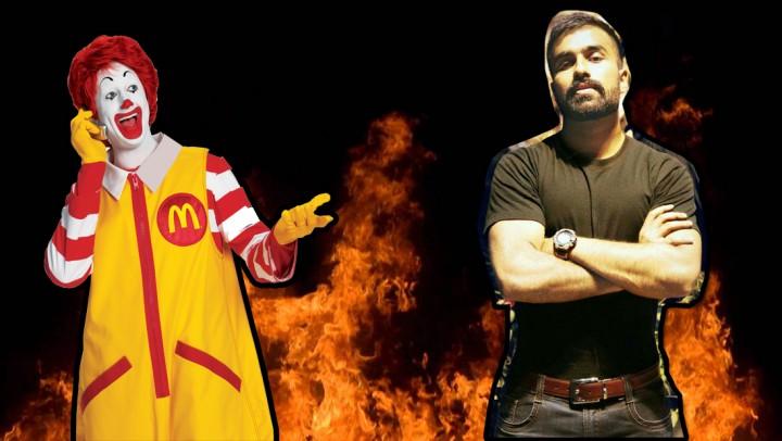 Gender Discrimination at McDonald's?