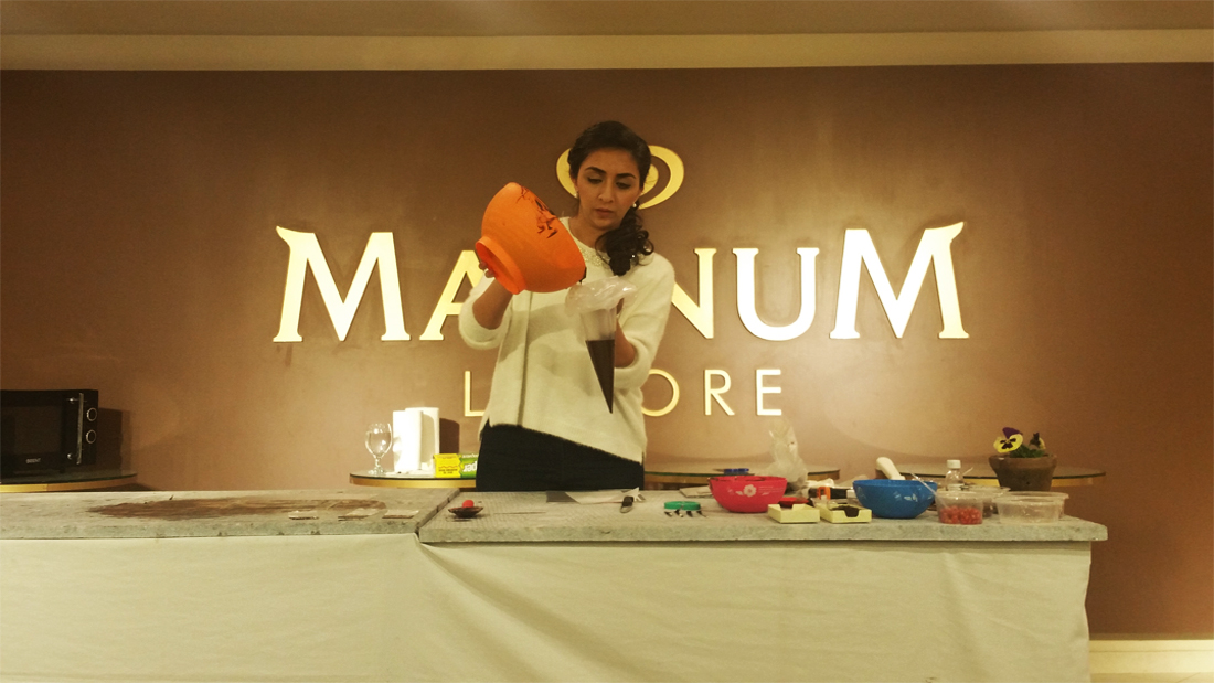This is what went down at Magnum Masterclass