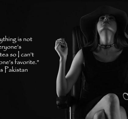 Meet Miss Pakistan- Diya Ali