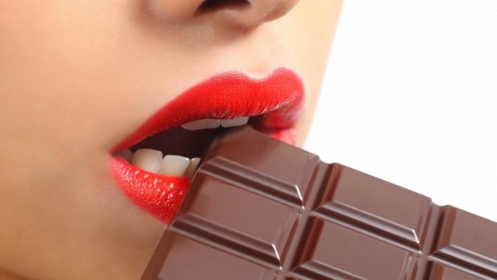 Women need chocolates-it's a scientific fact!