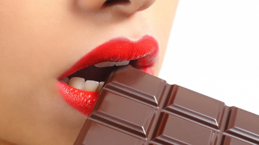 Women need chocolates-it's a scientific fact!
