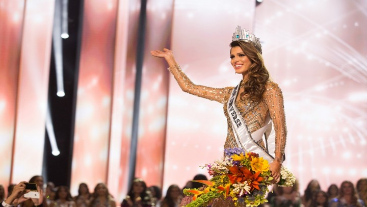Say hello to Miss Universe 2017!