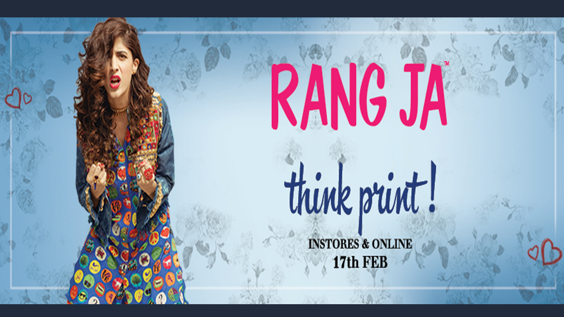 Think Print with Rangja